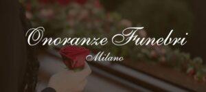 Onoranze Funebri Milano